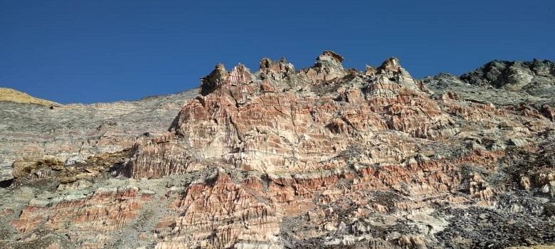 La Mont de Jashak