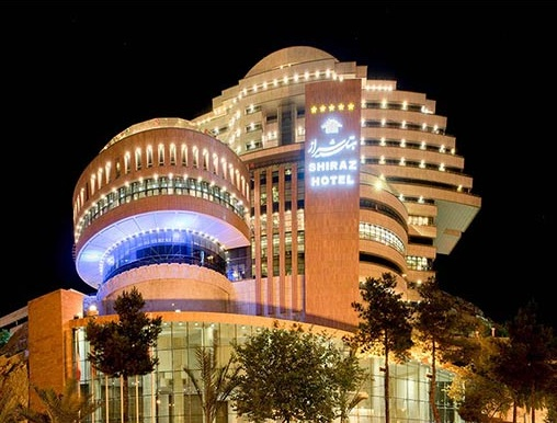 Reserva de hotel en Irán