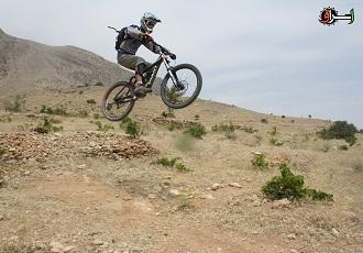 Où faire du vélo en Iran?