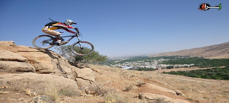 Voyage à vélo autour Iran
