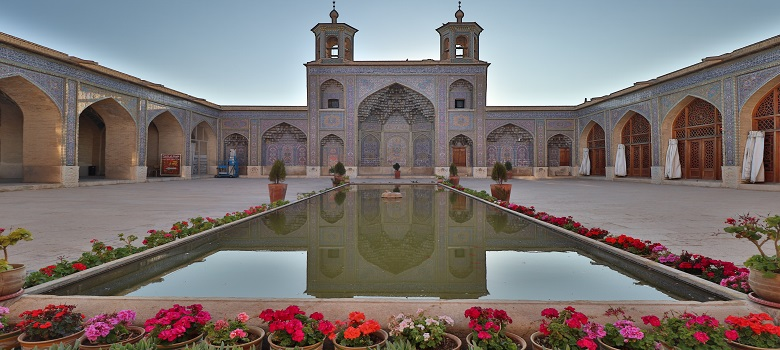 Attractions in Iran