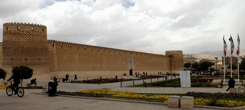 Iran attractions-Arg of Karim khan