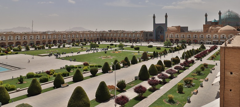 Iran is safe-Isfahan-Imam square