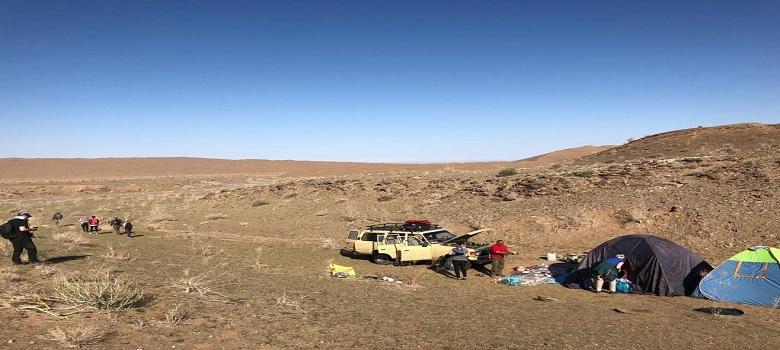 Iran Trekking Tours, climbing tour in Iran