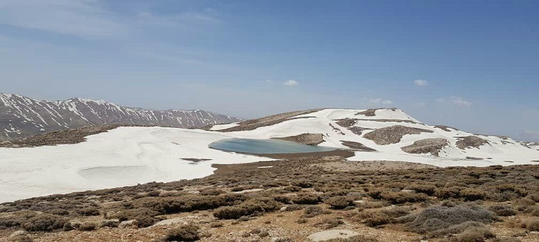 Iran lake attractions