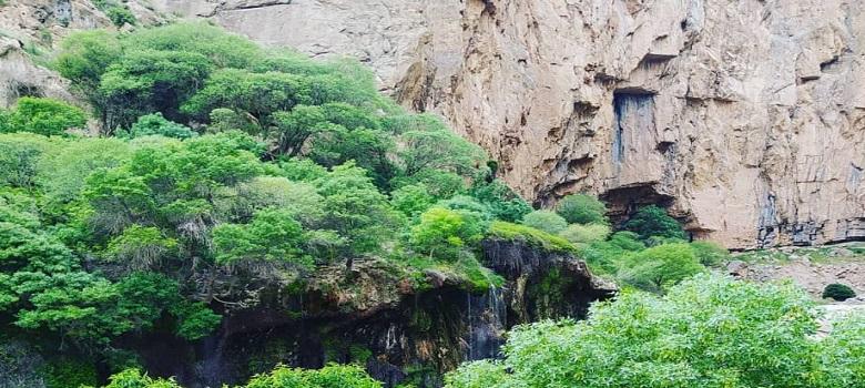 10 top natural attraction in Iran, beautiful natural wonder in Iran