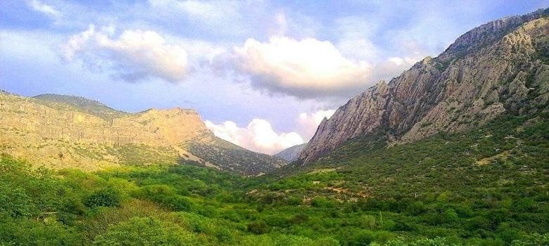 Iran landscape, best Iran nature attraction