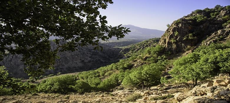 Iran Walking & hiking Tour, individual travelers