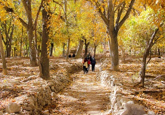 best Iran natural tour, Iran small group tours