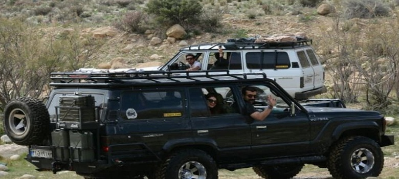 Iran off-road Enthusiasts