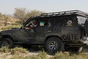 Iran adventurous Off-road Tour