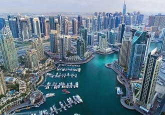 Dubai towers-Dubai malls
