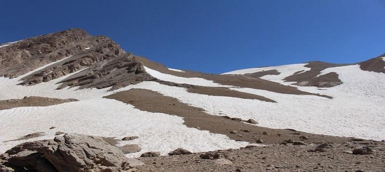 Meilleur circuit d'alpinism en Iran