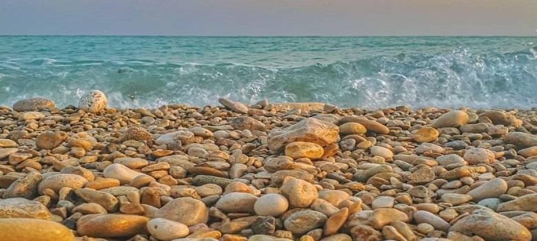 Baignade au Golfe Persique