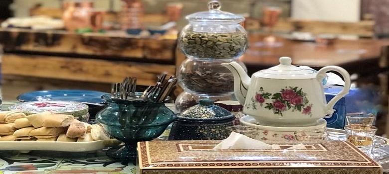 Voyage gastronomique en Iran