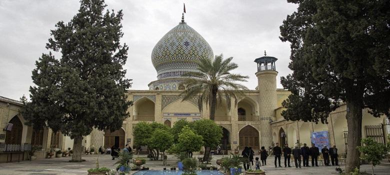 Religious Sites In IRAN
