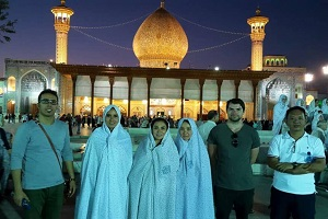 Religious Places to visit in Iran
