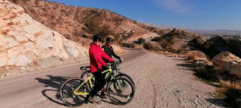 Iran Radtour, Fahrradverleih im Iran
