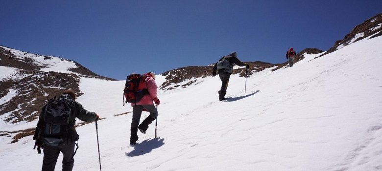 Iran Mountain Tours and Climbing
