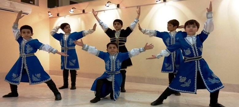 National Dances in Iran