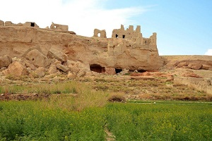Tour to Izadkhast Citadel, historical attractions in Iran, UNESCO world heritage sites Iran