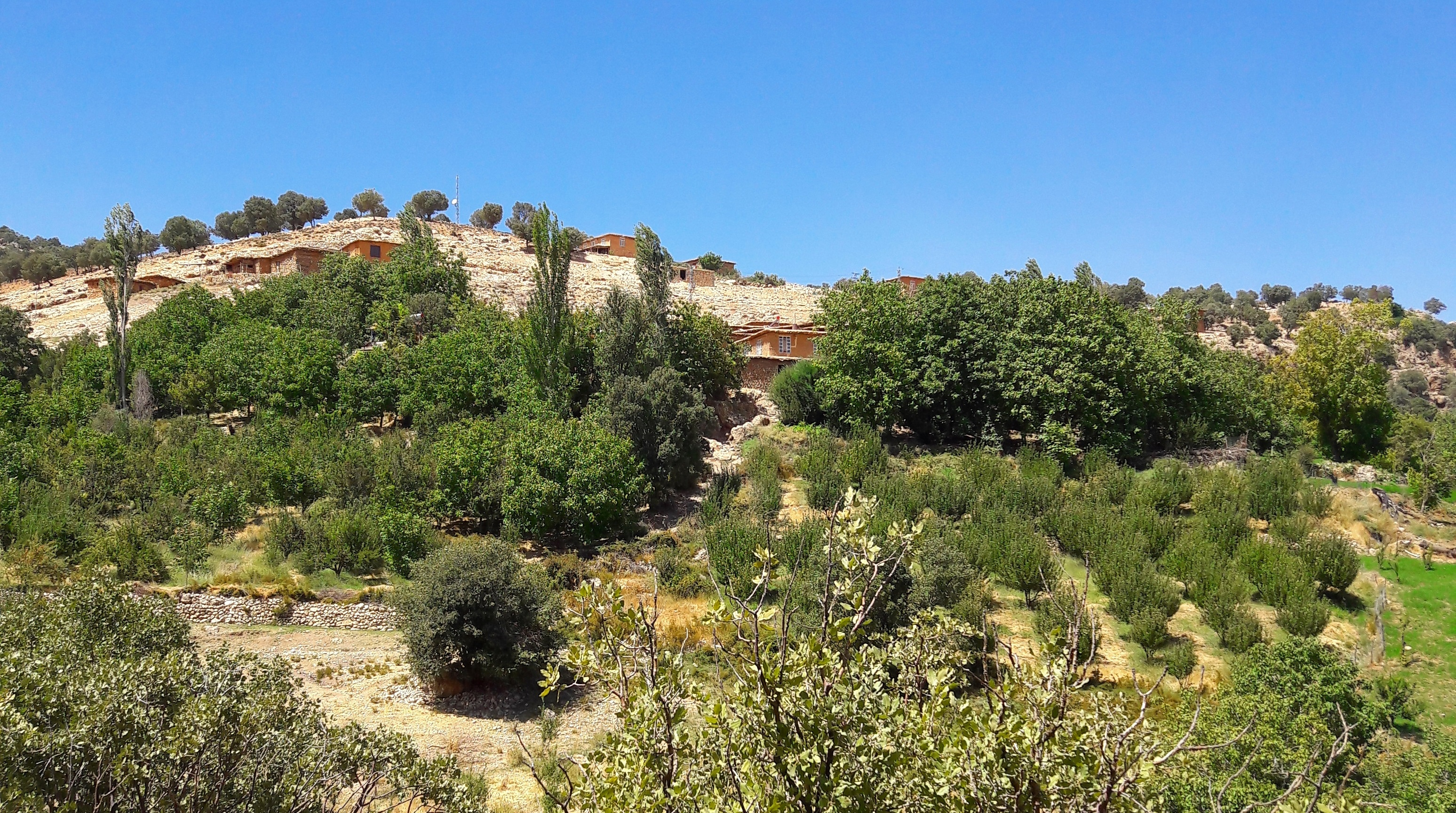 best hiking trails in Iran