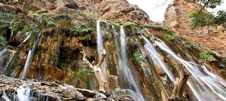 Waterfalls of Iran