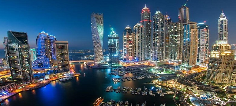 Tour to Dubai-Dubai nights