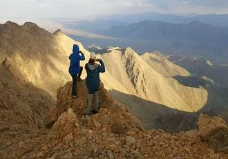 Randonnées en montagne d'Iran
