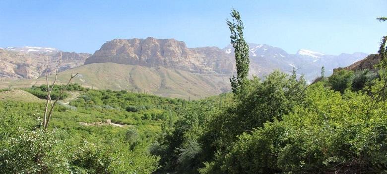 Tour to Iran Mountains