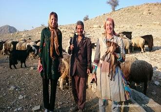 Nomads, Iran , Fars
