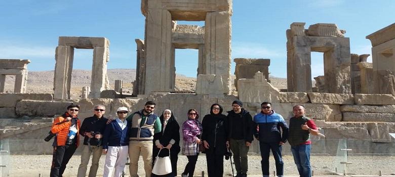 Visite Guidée D'une Journée a Persépolis