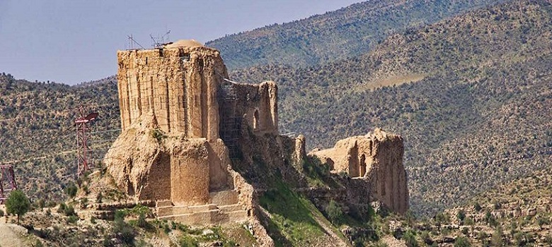 Excursion à Firouzabad
