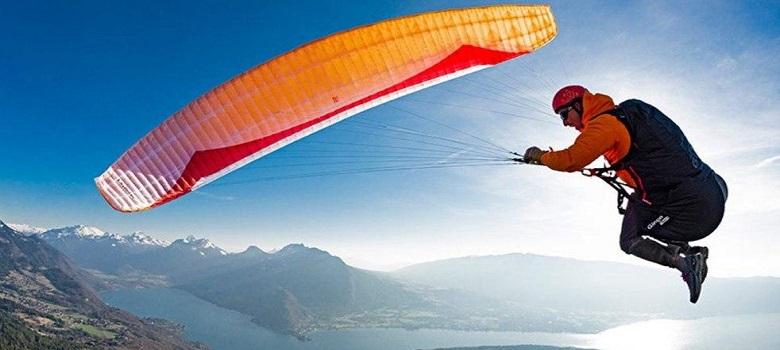 paragliding in Iran