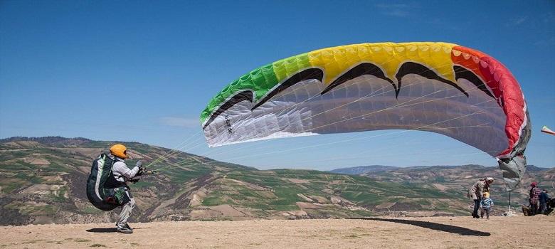 Iran Paragliding
