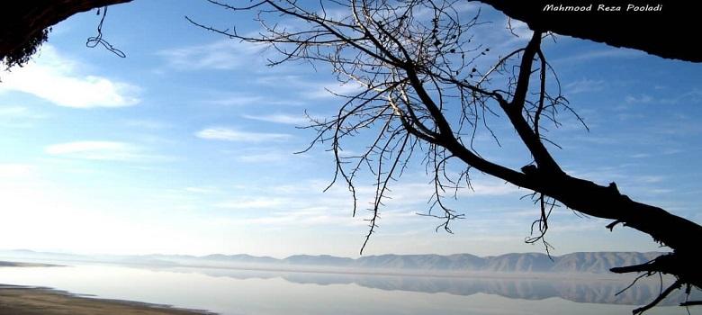 Iran's Beautiful Lakes