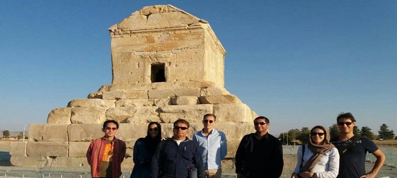 Visit Pasargadae, Visit Necropolis, Visit Persepolis