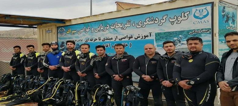 Best Scuba Diving in Persian Gulf
