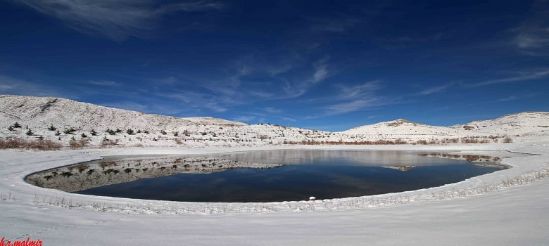 Tour to Iran´s Beautiful Lake