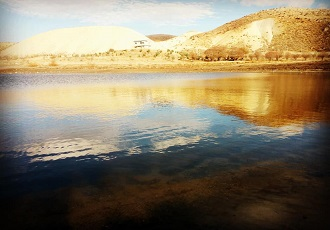 Iran lake Tours