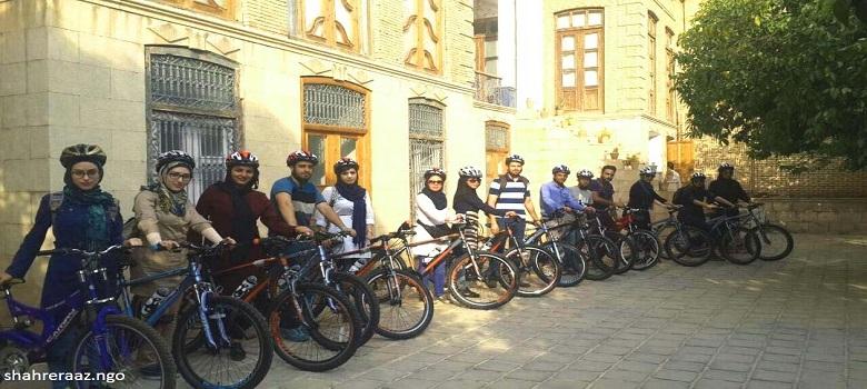 Cycling and Biking in Iran