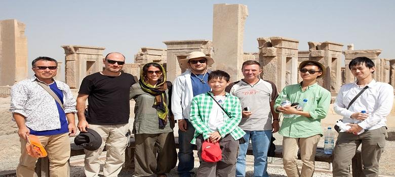 Iran multi Nationality group tour