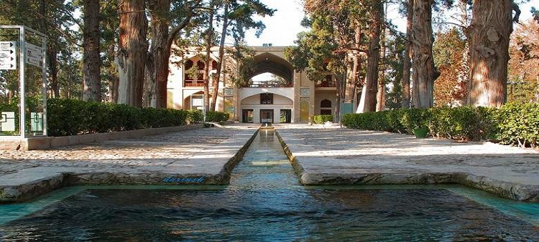 Iran short tour-Fin garden-Iran travel agency