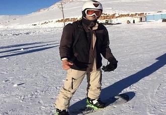 Le paradis du ski Acrobatique au bout du monde