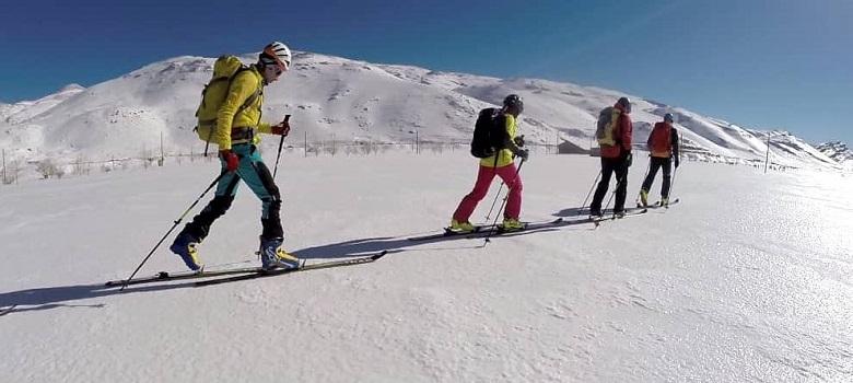 Iran ski trip