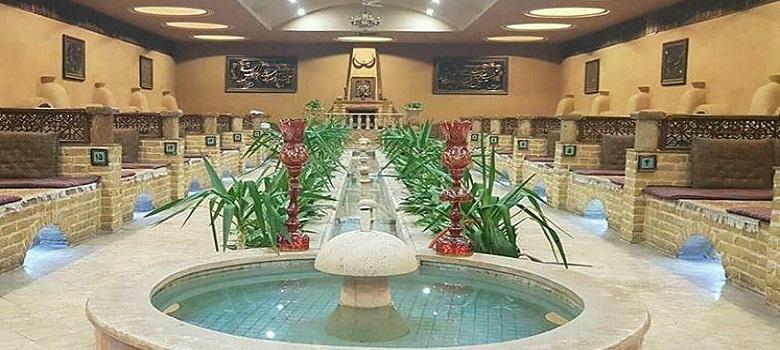 Iran Spa Tour -Mahalat