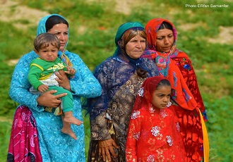 Iran Village Life