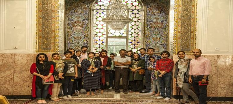 Excursion courte pour visiter Khaneghah,Iran