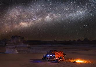 Voyage Astronomie en Iran