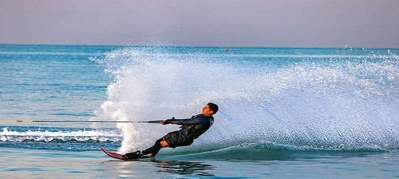 Water Ski tour in iran